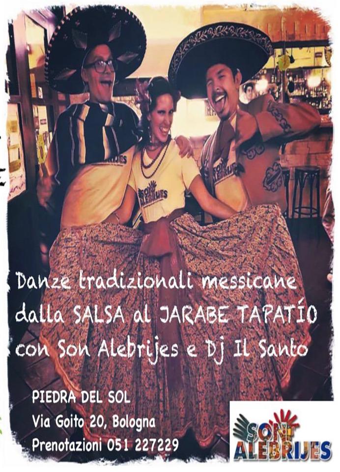calendario eventi ristorante messicano