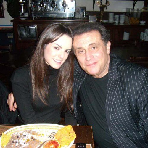 Andrea e fidanzata