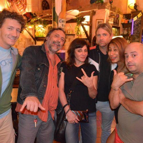Claudia Moroni, Will Hunt & Stefano Bittelli